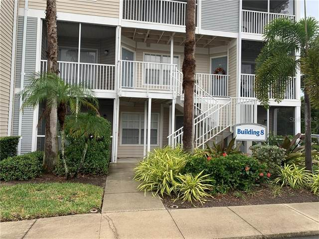 850 S Tamiami Trail #801, Sarasota, FL 34236 (MLS #A4483198) :: Sarasota Property Group at NextHome Excellence