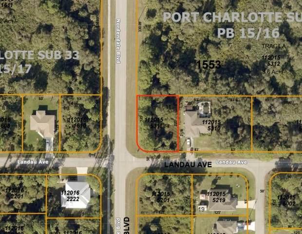 Landau Avenue, North Port, FL 34288 (MLS #A4483223) :: Pepine Realty