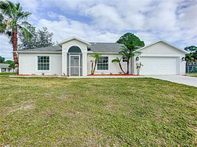 11798 Van Loon Avenue, Port Charlotte, FL 33981 (MLS #A4483224) :: Sarasota Home Specialists