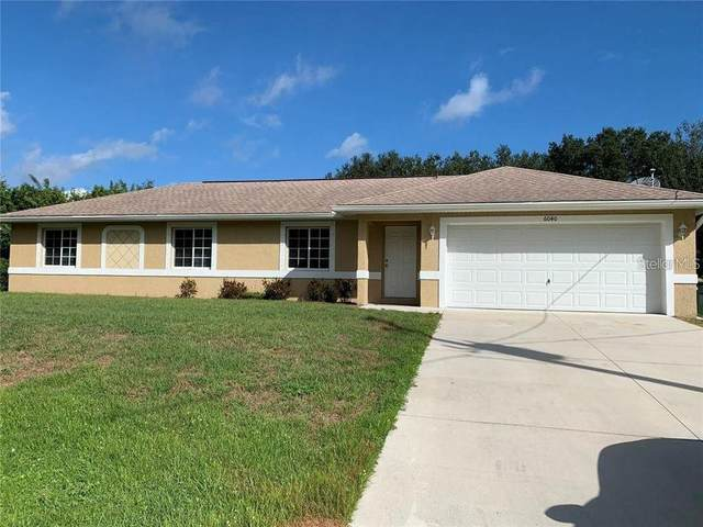 6040 Ganyard Avenue, North Port, FL 34291 (MLS #A4483251) :: Delgado Home Team at Keller Williams