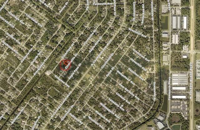 Circleville Street, North Port, FL 34286 (MLS #A4483439) :: Delgado Home Team at Keller Williams
