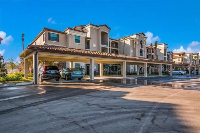 16814 Vardon Terrace #206, Bradenton, FL 34211 (MLS #A4483476) :: Dalton Wade Real Estate Group
