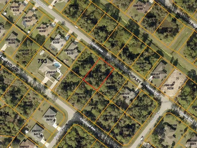 Chipley Avenue, North Port, FL 34286 (MLS #A4483675) :: Pepine Realty
