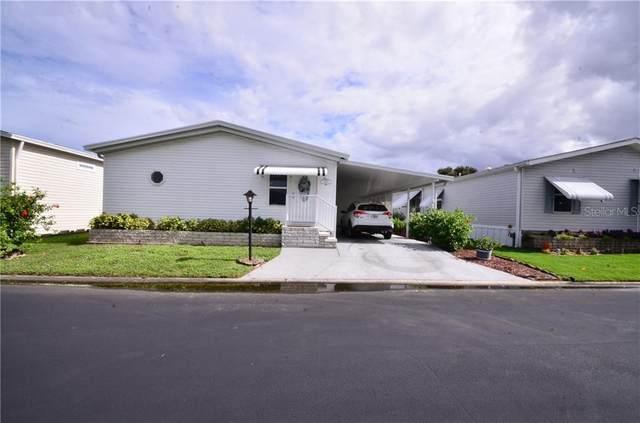 5316 53RD Avenue E Q105, Bradenton, FL 34203 (MLS #A4483694) :: Team Bohannon Keller Williams, Tampa Properties