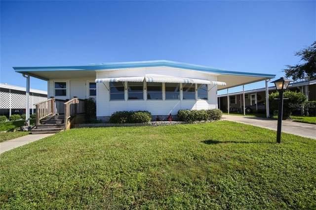 6710 36TH Avenue E #122, Palmetto, FL 34221 (MLS #A4483809) :: Tuscawilla Realty, Inc