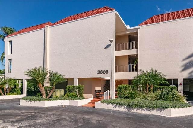 3805 E Bay Drive #204, Holmes Beach, FL 34217 (MLS #A4483900) :: McConnell and Associates