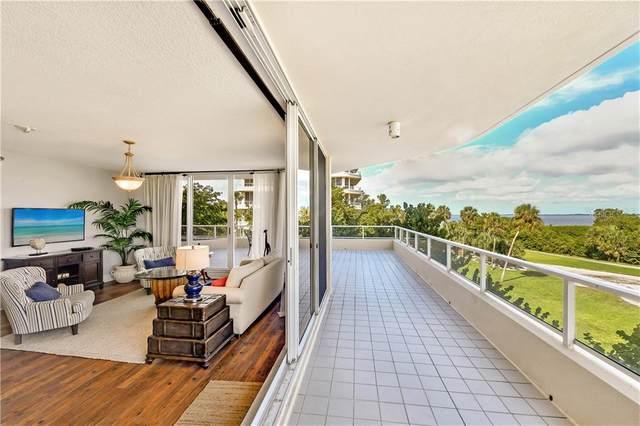 3070 Grand Bay Boulevard #611, Longboat Key, FL 34228 (MLS #A4483983) :: New Home Partners
