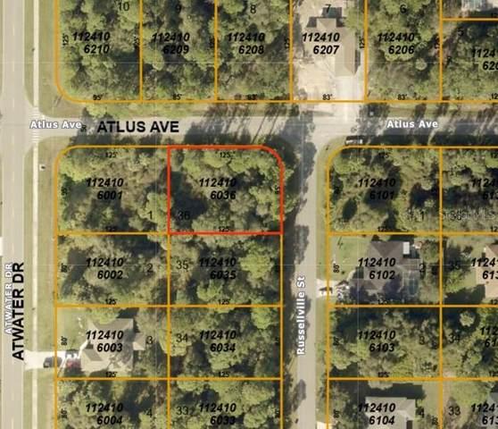 Russellville Street, North Port, FL 34288 (MLS #A4484026) :: Delgado Home Team at Keller Williams