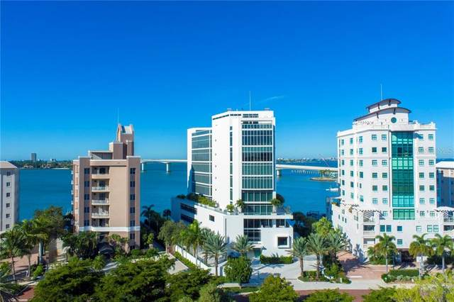 280 Golden Gate Point #300, Sarasota, FL 34236 (MLS #A4484085) :: Griffin Group