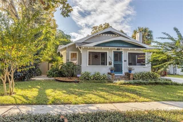136 E 9TH Avenue, Mount Dora, FL 32757 (MLS #A4484092) :: Sarasota Gulf Coast Realtors
