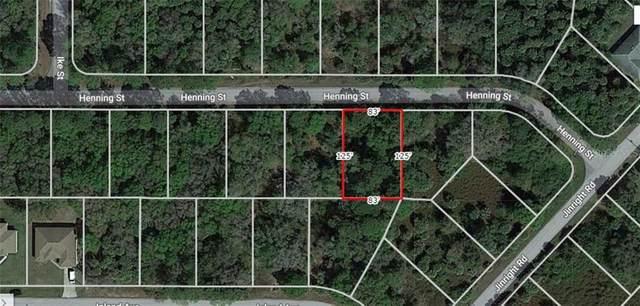 Henning Street, North Port, FL 34288 (MLS #A4484118) :: Griffin Group