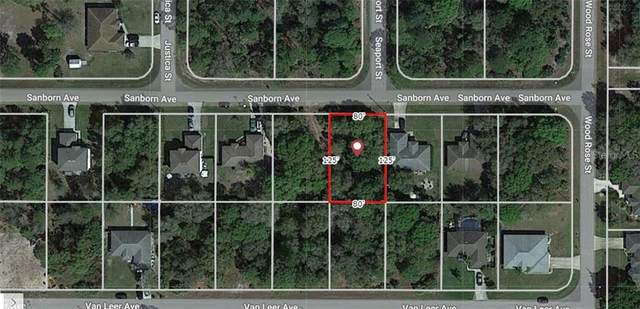 Sanborn Avenue, North Port, FL 34288 (MLS #A4484123) :: Griffin Group