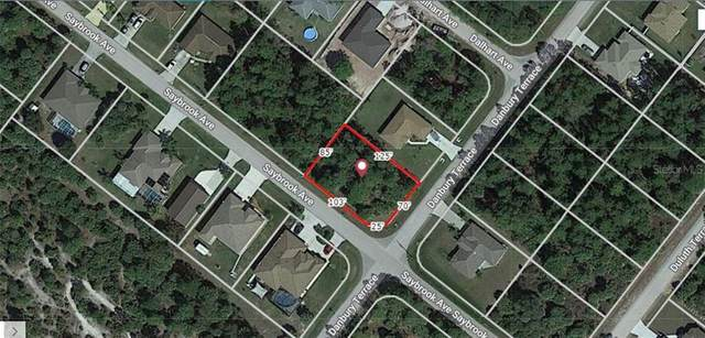 Danbury Terrace, North Port, FL 34286 (MLS #A4484163) :: Griffin Group