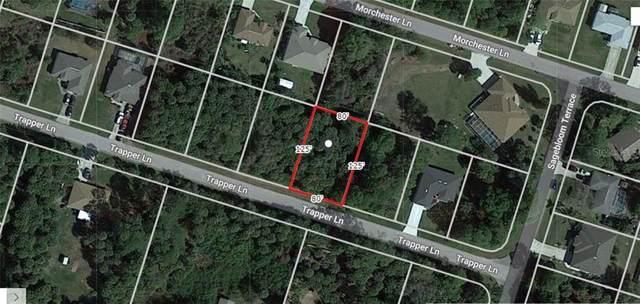 Trapper Lane, North Port, FL 34286 (MLS #A4484165) :: Delgado Home Team at Keller Williams