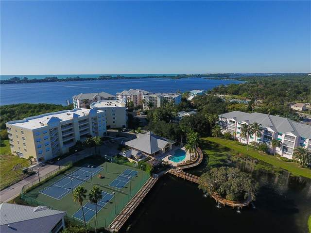 250 Hidden Bay Drive #304, Osprey, FL 34229 (MLS #A4484171) :: Griffin Group