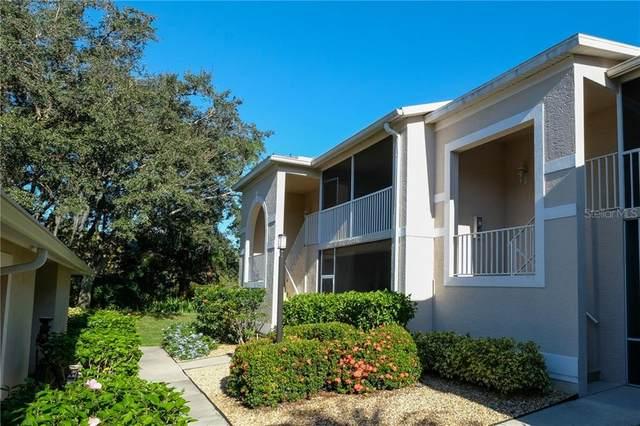 8901 Veranda Way #121, Sarasota, FL 34238 (MLS #A4484240) :: GO Realty