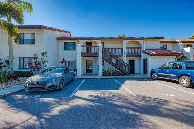 1656 Stickney Point Road 56-101, Sarasota, FL 34231 (MLS #A4484249) :: Rabell Realty Group