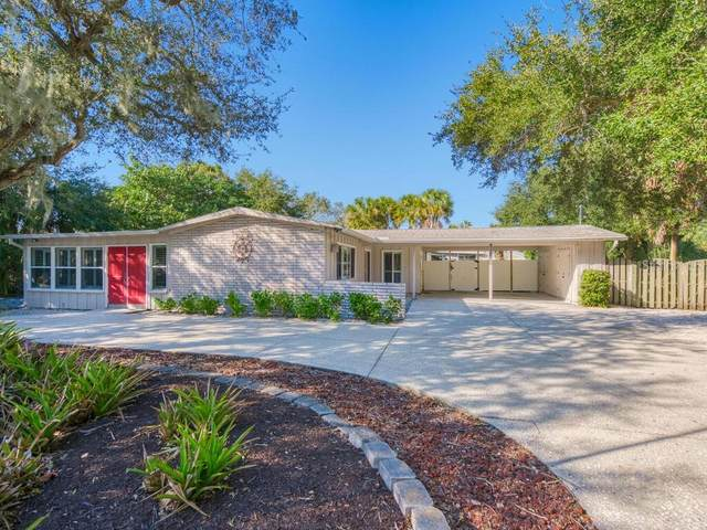 1033 Shadow Lawn Way, Sarasota, FL 34242 (MLS #A4484256) :: Team Buky