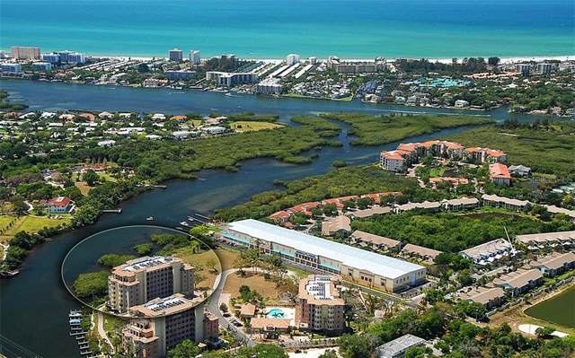5531 Cannes Circle #203, Sarasota, FL 34231 (MLS #A4484317) :: McConnell and Associates