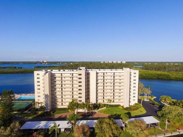 9397 Midnight Pass Road #404, Sarasota, FL 34242 (MLS #A4484384) :: Team Buky