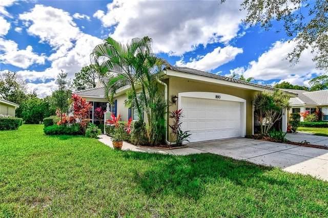 893 Tartan Drive #22, Venice, FL 34293 (MLS #A4484426) :: Pristine Properties