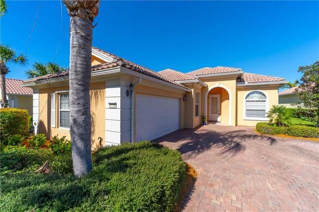 5755 Benevento Drive, Sarasota, FL 34238 (MLS #A4484432) :: Medway Realty