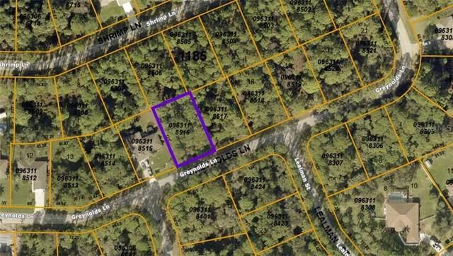 0963118516 Greynolds Lane, North Port, FL 34286 (MLS #A4484453) :: Lockhart & Walseth Team, Realtors