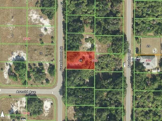 196 Grandmont Street, Port Charlotte, FL 33954 (MLS #A4484534) :: Baird Realty Group