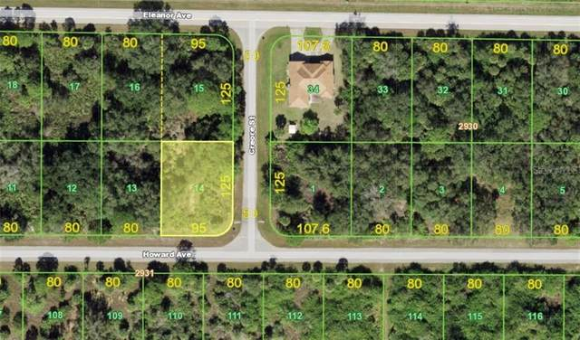 14380 Howard Avenue, Port Charlotte, FL 33953 (MLS #A4484587) :: New Home Partners