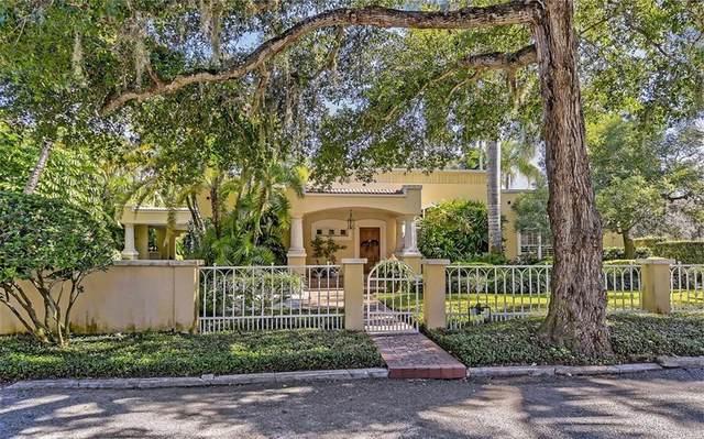 1115 Citrus Avenue, Sarasota, FL 34236 (MLS #A4484615) :: Griffin Group