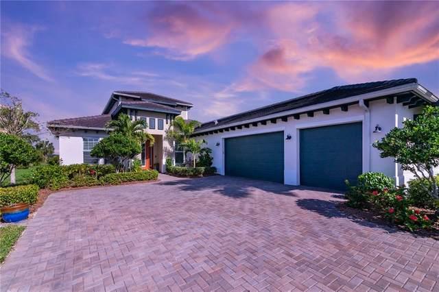 5114 Tidewater Preserve Boulevard, Bradenton, FL 34208 (MLS #A4484640) :: Burwell Real Estate