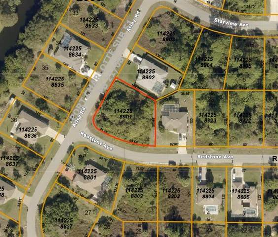 Redstone Avenue, North Port, FL 34288 (MLS #A4484645) :: Keller Williams Realty Peace River Partners