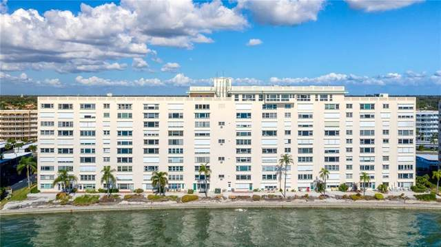 6020 Shore Boulevard S #1007, Gulfport, FL 33707 (MLS #A4484661) :: Griffin Group