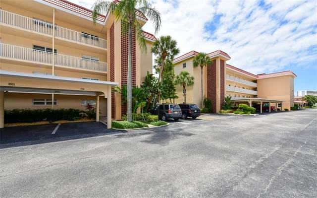 1300 N Portofino Drive S207, Sarasota, FL 34242 (MLS #A4484677) :: Team Buky