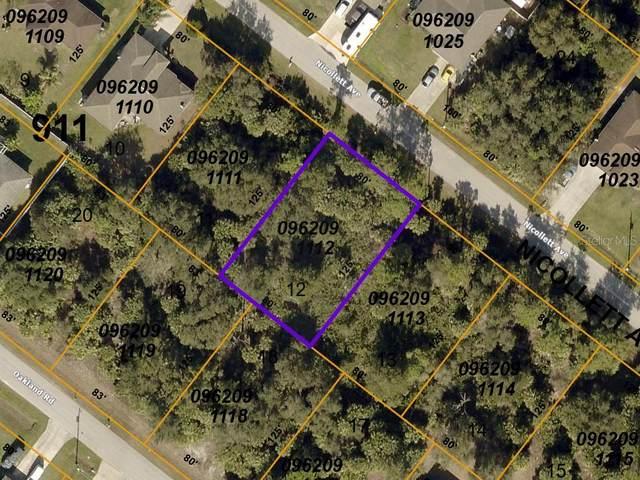 Nicollett Avenue, North Port, FL 34286 (MLS #A4484724) :: Delgado Home Team at Keller Williams