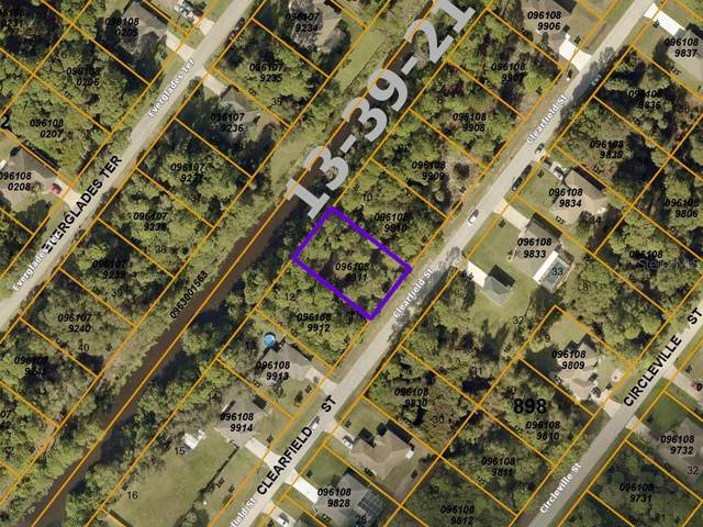 Clearfield (Canal) Street, North Port, FL 34286 (MLS #A4484731) :: Florida Real Estate Sellers at Keller Williams Realty