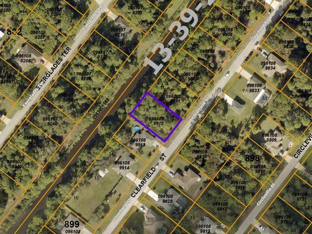 Clearfield (Canal) Street, North Port, FL 34286 (MLS #A4484732) :: Florida Real Estate Sellers at Keller Williams Realty