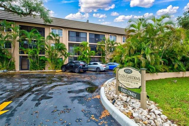 3700 S Osprey Avenue #102, Sarasota, FL 34239 (MLS #A4484741) :: Griffin Group