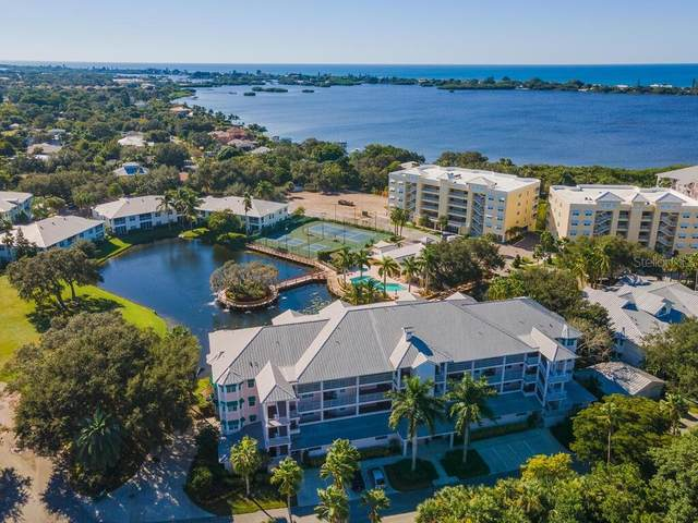 223 Hidden Bay Drive #302, Osprey, FL 34229 (MLS #A4484748) :: Griffin Group