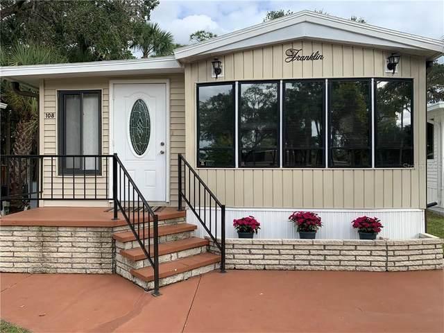 108 Bainbridge Drive, Nokomis, FL 34275 (MLS #A4484821) :: Keller Williams on the Water/Sarasota
