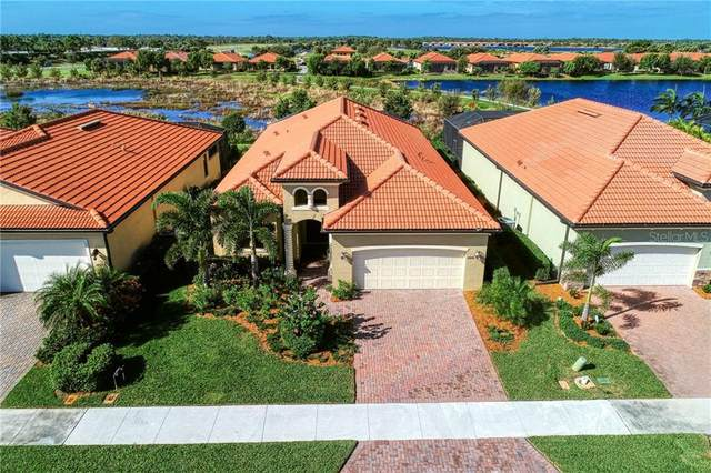 24241 Gallberry Drive, Venice, FL 34293 (MLS #A4484825) :: The Hesse Team