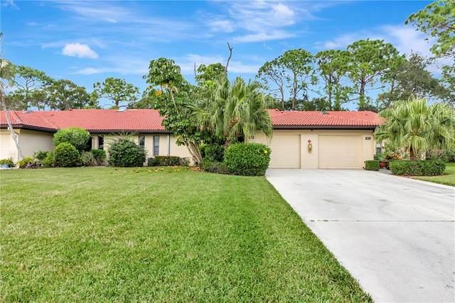 7869 Timberwood Circle #192, Sarasota, FL 34238 (MLS #A4484835) :: GO Realty