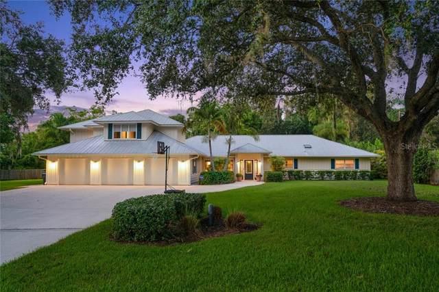 1727 N Lake Shore Drive, Sarasota, FL 34231 (MLS #A4484844) :: Frankenstein Home Team
