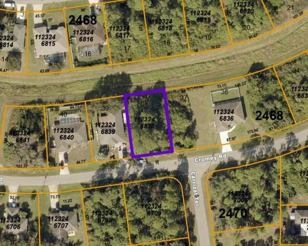Cromey Road, North Port, FL 34288 (MLS #A4484853) :: Bustamante Real Estate