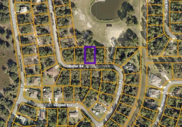 Waller Road, North Port, FL 34288 (MLS #A4484857) :: Delgado Home Team at Keller Williams