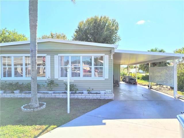 5316 53RD Avenue E A15, Bradenton, FL 34203 (MLS #A4484887) :: Sarasota Gulf Coast Realtors