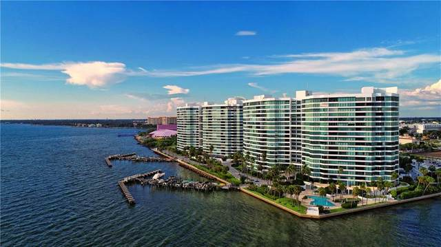 988 Blvd Of The Arts #617, Sarasota, FL 34236 (MLS #A4484925) :: Griffin Group