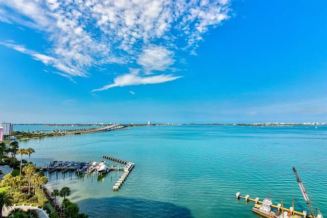 988 Blvd Of The Arts #1114, Sarasota, FL 34236 (MLS #A4484940) :: McConnell and Associates