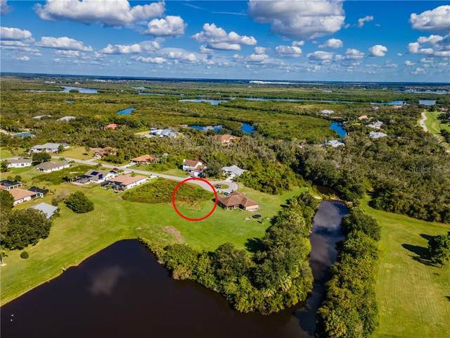 219 Santos Drive, Punta Gorda, FL 33983 (MLS #A4484989) :: Cartwright Realty