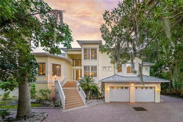 1291 Southport Drive, Sarasota, FL 34242 (MLS #A4485002) :: Keller Williams on the Water/Sarasota